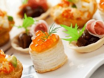 Finger Food Menus Catering - Wedding, Menu, Private, Events, Quality