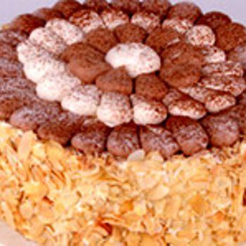 Cappucino Torte