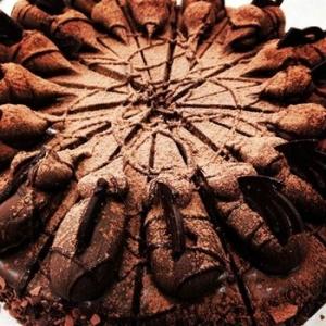 Celestial Mud Cake