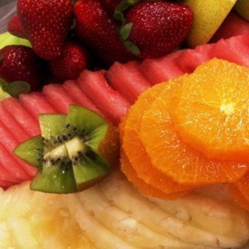 Seasonal Fruit Platter