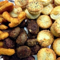 Hot Savoury Party Platter