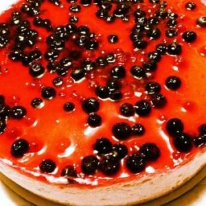 Mixed Berry Cheesecake