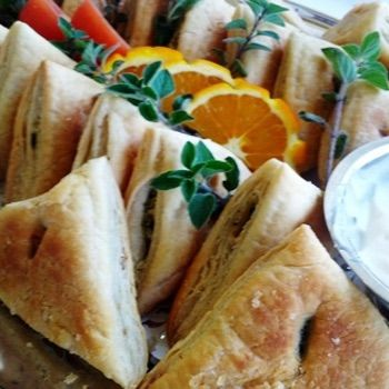 Baked Triangles