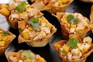 Gallery Tandoori Chicken Tartlets