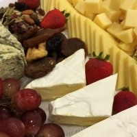 Cheese Biscuits Platter