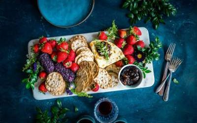 5 Easy Finger Foods for the Perfect Party