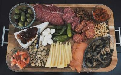 Delicious Finger Food Platter Ideas